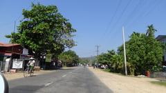 タトンの街の写真