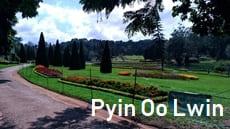 ミャンマー・トラベル・インフォメーション、ピン・ルー・ウィンの観光情報ページへ