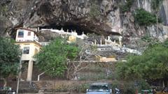 パ・アン、パアン、カウゴン洞窟、Kaw Gon Cave、Hpa-an、Pa-an