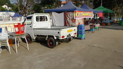 お店の写真 パ・アン Hpa-an ナイトマーケット Night Marketの写真