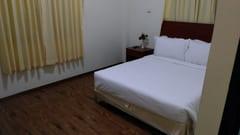リバービューホテル 部屋の写真 ベッドの写真
