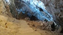ミャンマー、パ・アンにあるヤッテッピャン洞窟、hpa an yathae pyan cave。とても大きな洞窟で、先はまだまだあります。