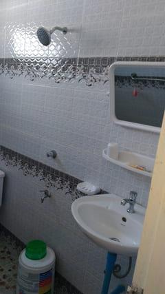 タトンのゲストハウス Khayan Pyar Guest House 部屋の写真