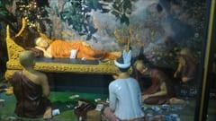 myanmar、mawlamyine Kyaikkhami yae le pagoda photo、ブッダ、モーラミャイン、キャイッカミ、パゴダ、写真、シーサイド