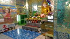 モーラミャイン 寝大仏 写真 Win Sein Taw Ya Buddha Reclinado En Construccion Sleeping Big Buddha