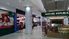オーシャン・ショッピング・モール、mawlamyine ocean shopping mall の中