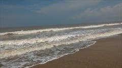 Setse beach、セットセ・ビーチ、モーラミャイン、シルバービーチ、泳ぎやすい、