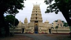 モーラミャインのヒンドゥー教のお寺
