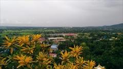 モーラミャイン、眺めが最高、展望台