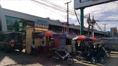 mawlamyine zeigyi central market photo モーラミャイン市内、ショッピング、生活用品