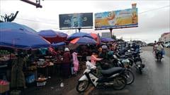 モーラミャイン、ゼイギー・アッパーマーケット 写真 mawlamyine zeigyi upper market